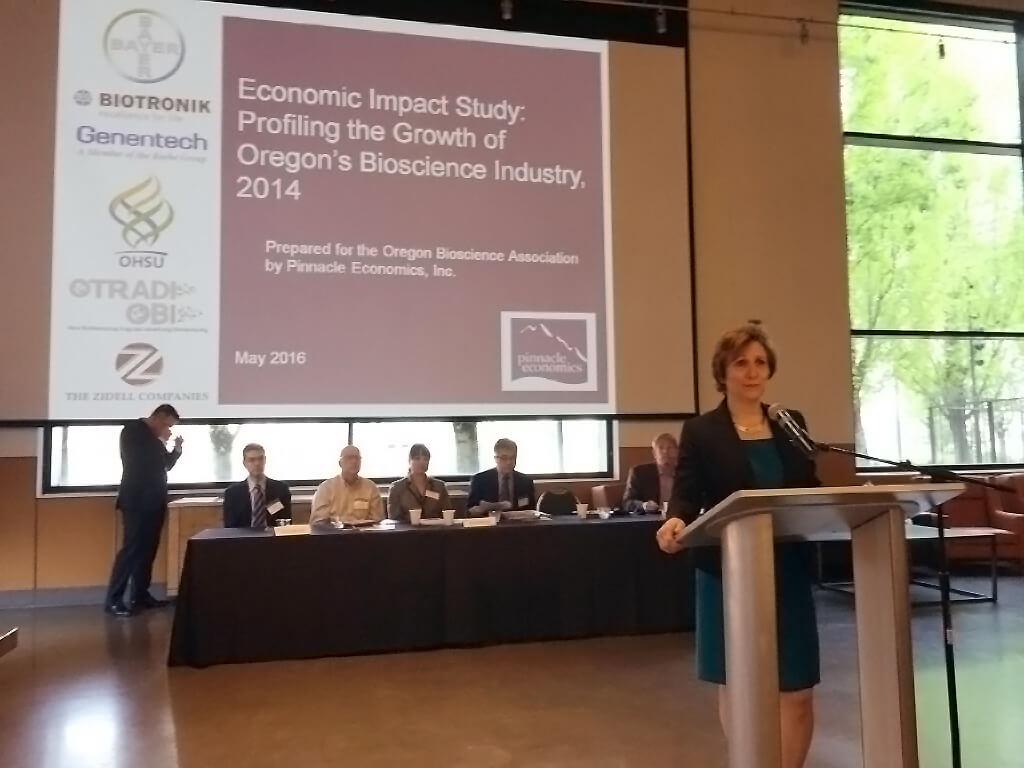 Economic Impact Study Release Event