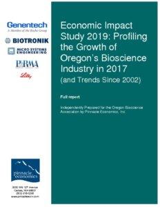 thumbnail of Oregon Bio Final FULL Report 2019