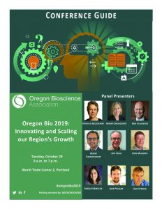 thumbnail of Oregon Bio 2019 Event Guide